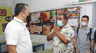 Wakil Wali Kota Medan Datangi Pemilik Warkop yang Siram Air ke Satpol PP