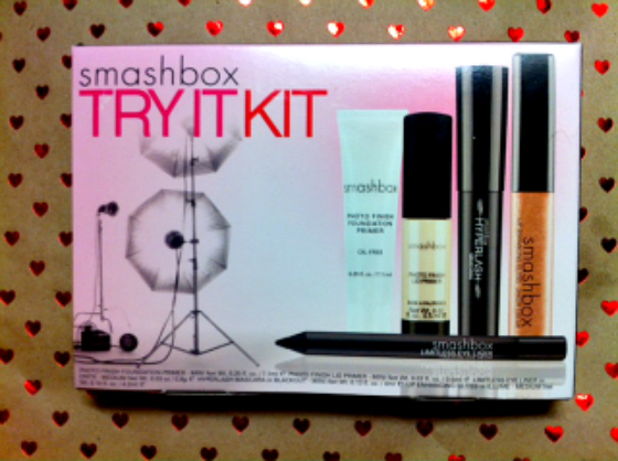 CherrySue, Doin' the Do: Free SmashBox Try it Kits: You Know