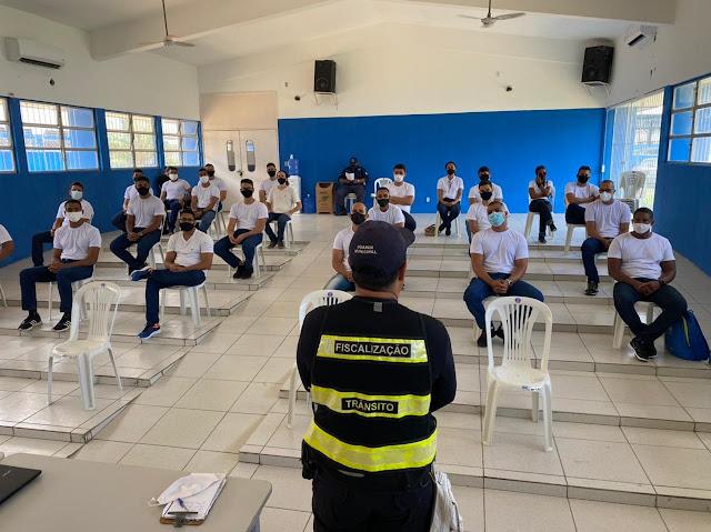 Tem início curso de formação para 80 novos Guardas Civis Municipais