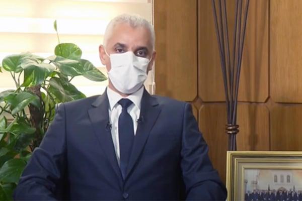 آيت الطالب يتأسّف لارتفاع الوفيات بكورونا.. ويؤكد: العودة لتطبيق الحجر الصحي أمرٌ وارد