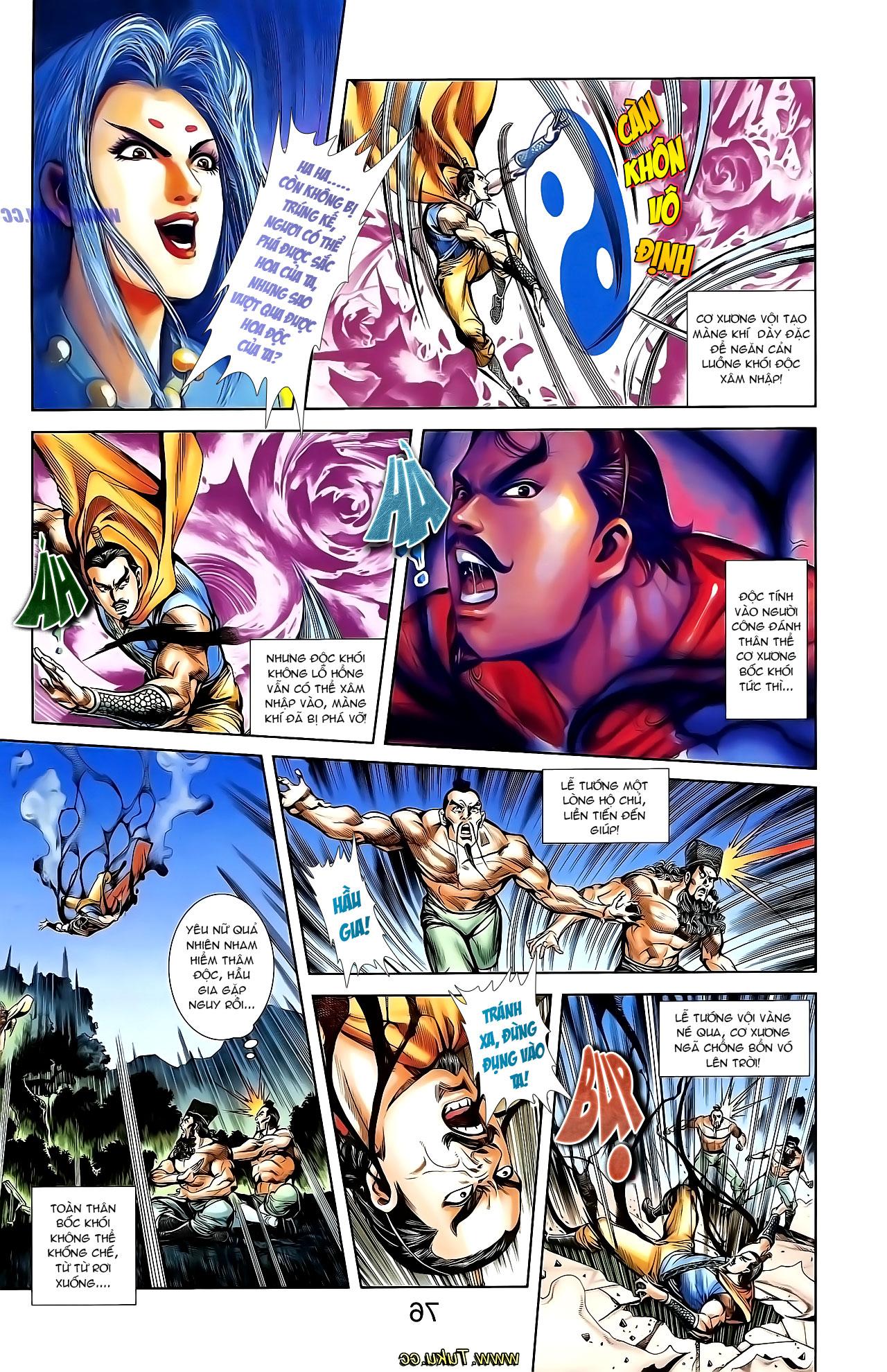 Cơ Phát Khai Chu Bản chapter 138 trang 10