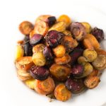 Roasted Carrots without Oil