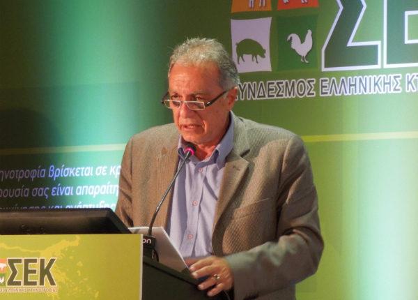 Παναγιώτης Πεβερέτος: Άμεσα μέτρα για να σωθεί η κτηνοτροφία