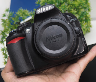 Jual Kamera Nikon D3100 Body Only