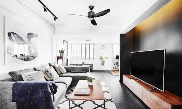 6 Scandinavian Living Room HDB That Are Worth Copying