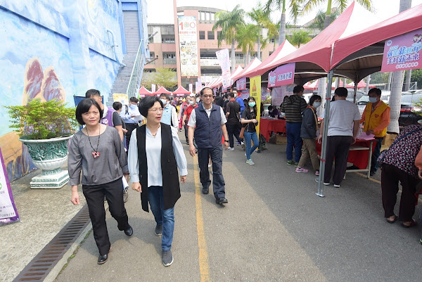 彰化縣第四場就業博覽會 11月7日在和美高中