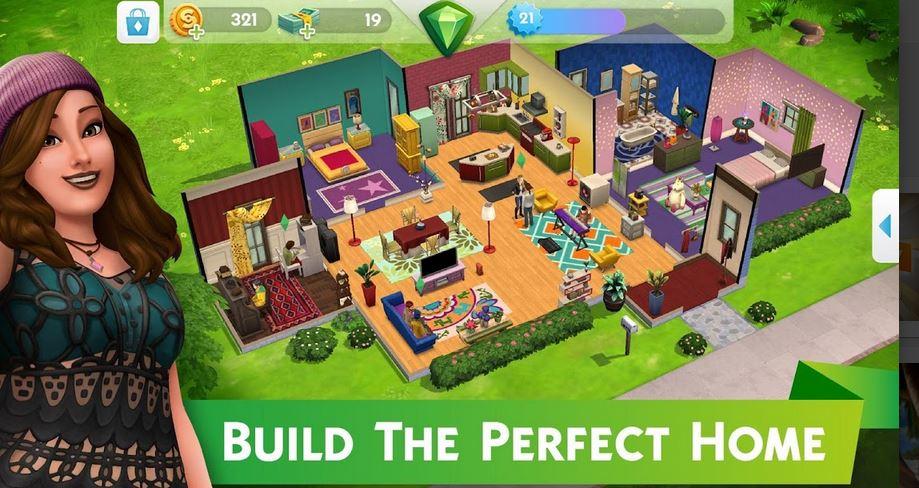 download The Sims Mobile MOD APK 17.0.2.78246 (Unlimited Money, Cash/Simoleons) 3