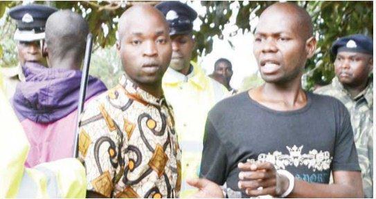 Trio convicted of exhuming albino corpse