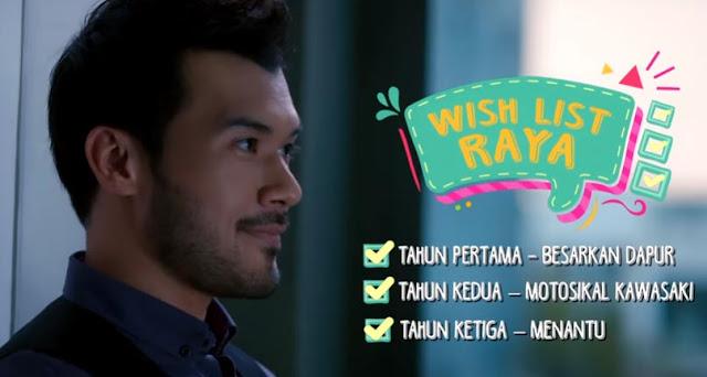 Cerekarama Wish List Raya TV3