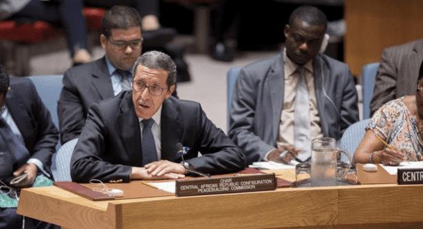 سفير المغرب لدى الأمم المتحدة يؤكد أن خيار الاستفتاء في الصحراء تم إقباره بشكل نهائي