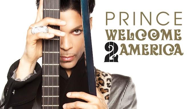Nyáron megjelenik Prince Welcome 2 America című albuma