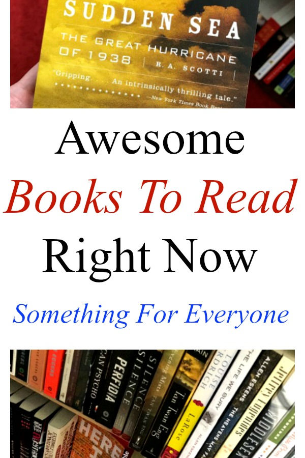 Awesome Books To Read Right Now