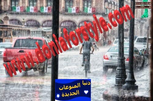 عاصفة التنين تضرب مصر بأمطار رعدية وسيول | كوارث طبيعية تدعو للتحرك