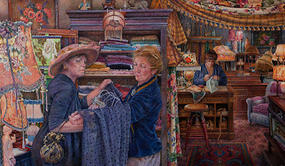 The Lamp Shade Shop, Susan Brabeau
