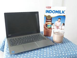 Indomilk susu bubuk untuk anak usia 5-12 tahun