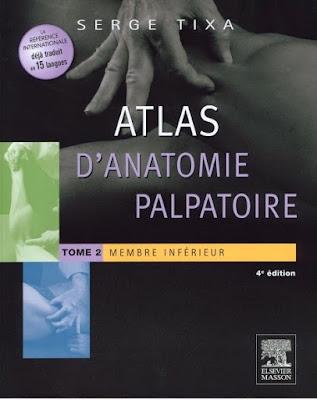 Télécharger Livre Gratuit Atlas d'anatomie palpatoire, membre inférieur pdf