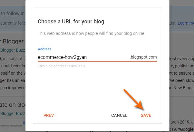 how-to-create-ecommerce-website-in-blogger