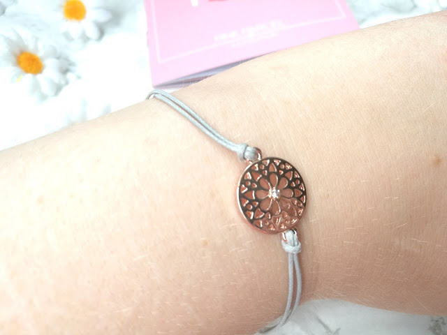 Pom Friendship Bracelet