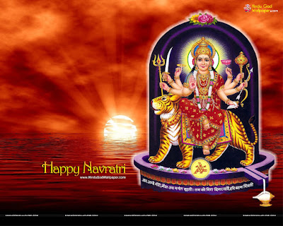 Navratri Wallpaper Full Size