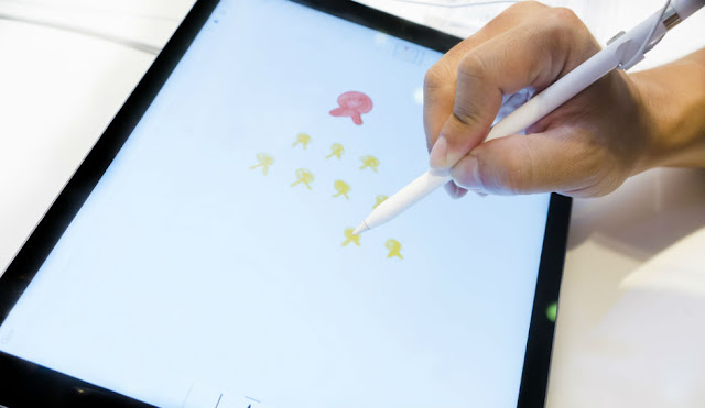 Tin đồn: iPad Pro 2 sẽ có camera kép, màu tím Wine
