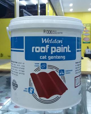 Lindungi Percantik Genteng Rumah Anda dengan Weldon  Roof