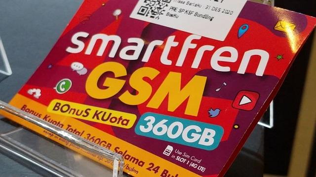 Cara Internet Gratis Smartfren