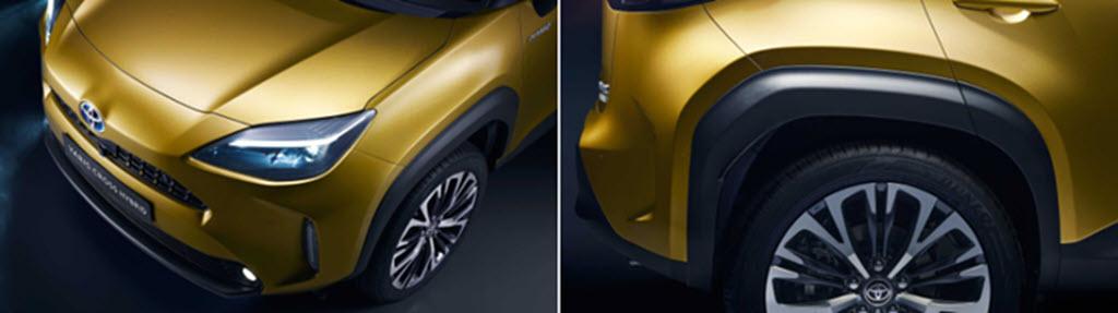 Toyota Yaris Cross ra mắt - SUV cạnh tranh Hyundai Kona, Honda HR-V