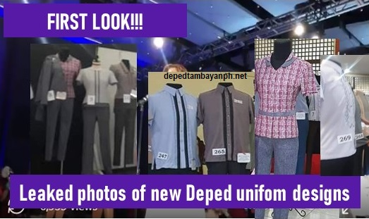 LOOK: Leaked images of new DepEd uniform 2020 designs