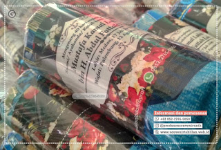Rekomendasi Souvenir Tahlilan 40 Hari Harga Murah Meriah | +62 852-2765-5050