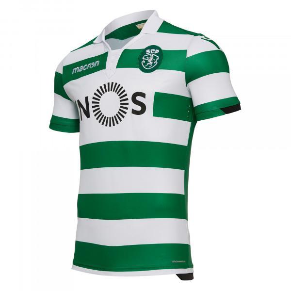 Sporting 18-19 Home & Away Kits Released - Footy Headlines