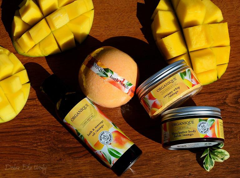 Nowy Rytuał Organique o zapachu słodkiego mango - daj się porwać rajskiej przygodzie!