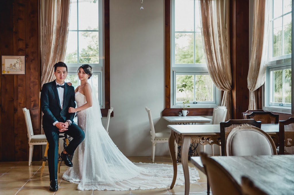 自主婚紗 婚紗拍攝