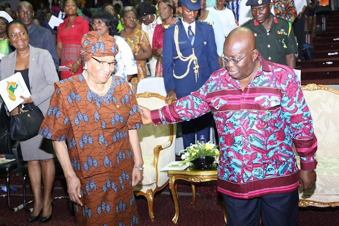 It is a Must to Ensure Women Participation in Business and Politics - President Akufo Addo