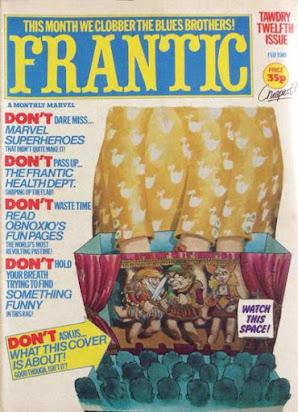 Frantic #12