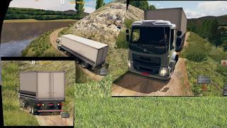 World Truck Driving Simulator  Mod Apk Versi Terbaru