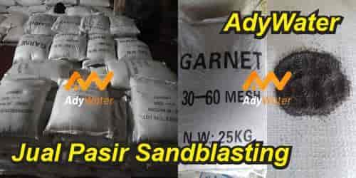 harga pasir garnet murah, pasir sandblasting, jual pasir sandblasting jakarta