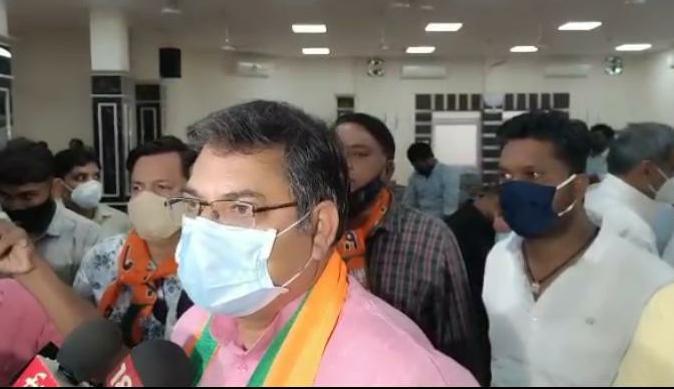 Phone Tapping Case- ये कांग्रेसजन वही तंदूर कांड वाले, आपातकाल वाले, बोफोर्स वाले, जीप घोटाले वाले लोग हैं : Dr. Satish Poonia