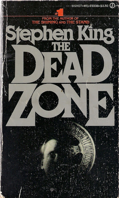 Too Much Horror Fiction: Stephen King: The Signet Paperback Covers