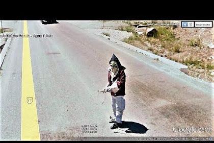 Apa yang Saya Lihat di Google Street View Saya