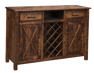 Amish-made furniture