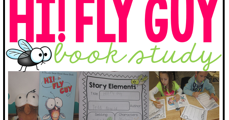 Mrs. Bremer's Class: Book Study: Hi! Fly Guy And Paper Bag