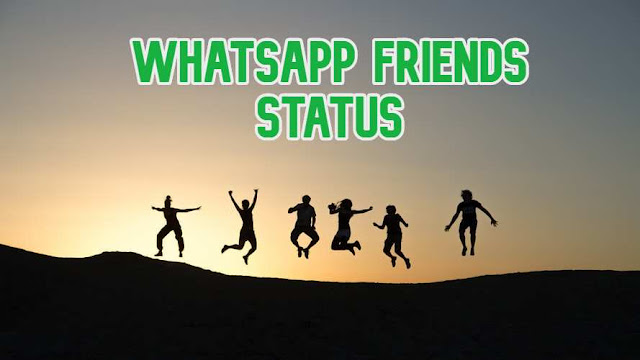 Whatsapp Friends Status