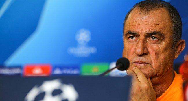 Fatih Terim: Biz Galatasaray'ız, buradayız, elimizden gelenin en iyisini yapacağız!