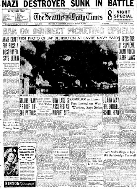 Seattle Daily 30 March 1942 Times worldwartwo.filminspector.com