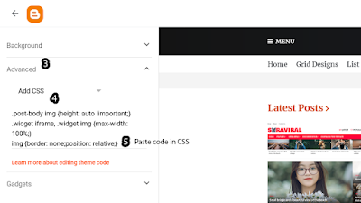 How to Fix Image height and Width in Blogger template. Solved!