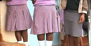 Girls in Uniform in Kenya Photos and video