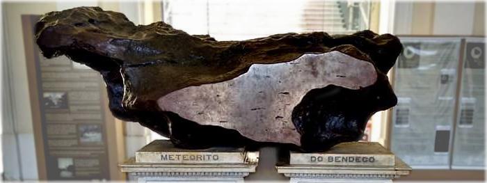 historia do meteorito de bendegó - resumo