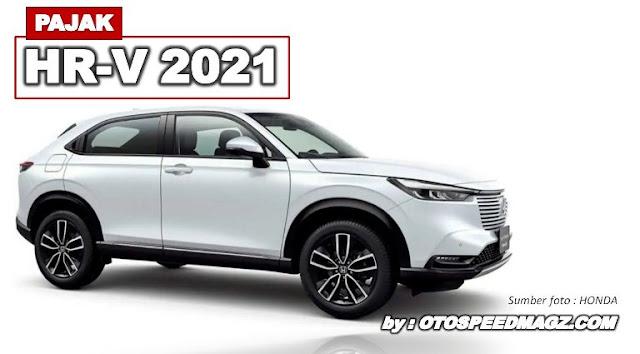 biaya-pajak-new-honda-hr-v-2021