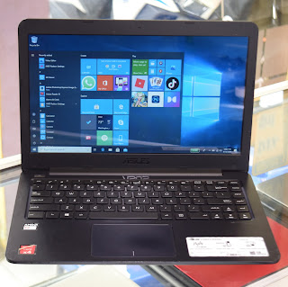 Jual Laptop ASUS E402WA ( E2-6110 ) di Malang