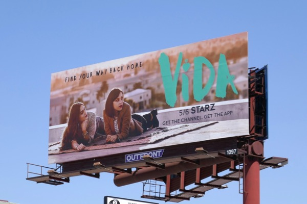 Vida series premiere billboard